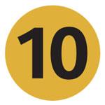 logo metro 10