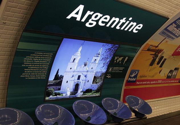 metro-argentine