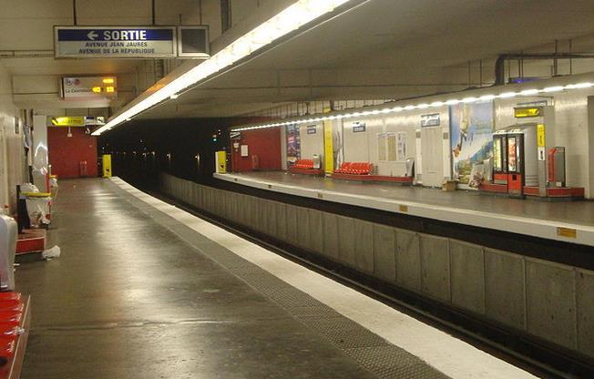 metro aubervilliers pantin quatre chemins
