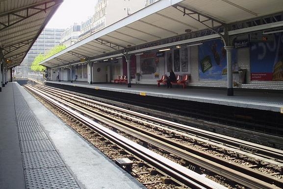 metro bel air
