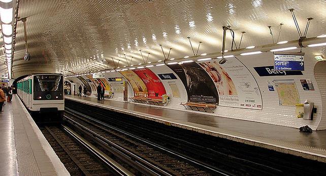 metro bercy