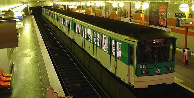 metro bobigny pablo picasso