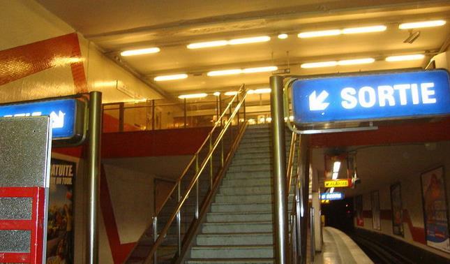 metro bobigny pantin raymond queneau