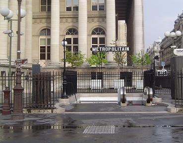 metro-bourse