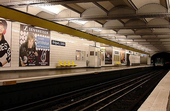 metro breguet sabin