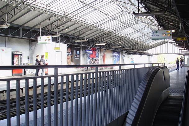 metro cambronne