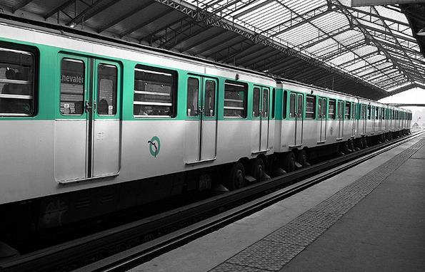 metro chevaleret