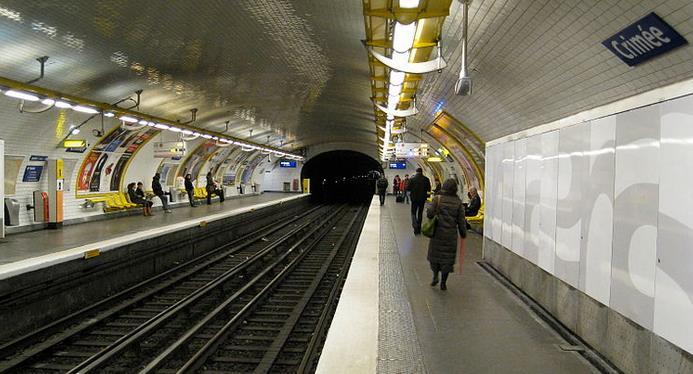metro crimée