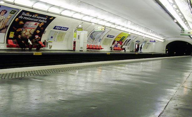 metro edgar quinet