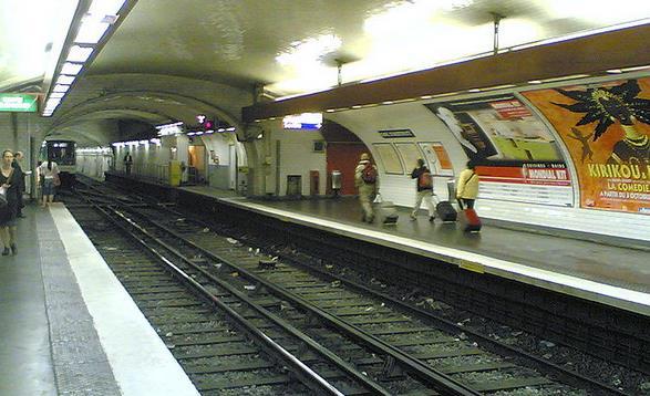 metro gare d'austerlitz