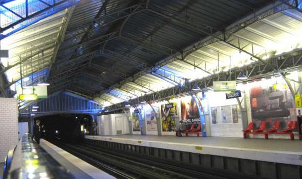 metro glaciere