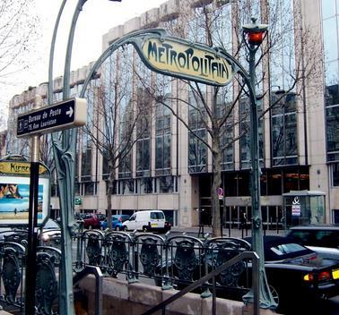 metro kleber