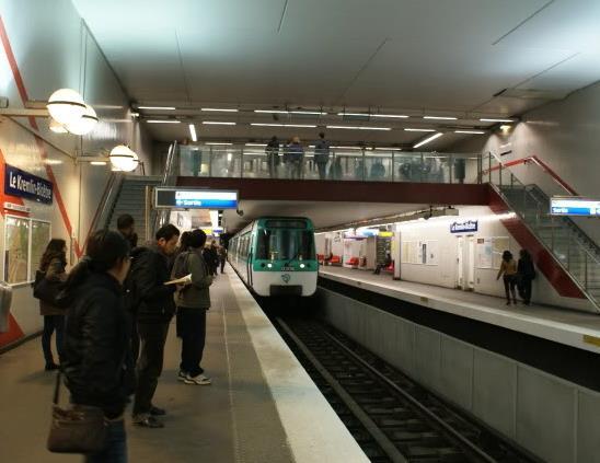 metro le kremlin bicetre