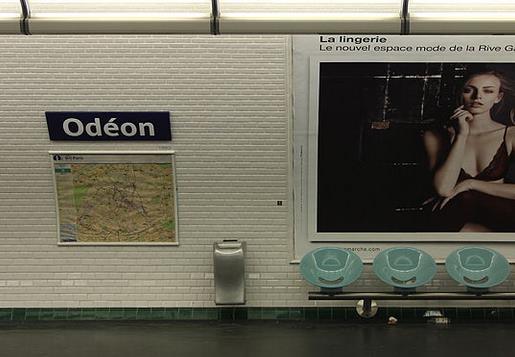 metro odéon