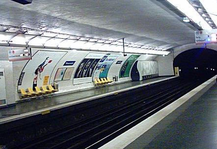 metro poissonniere