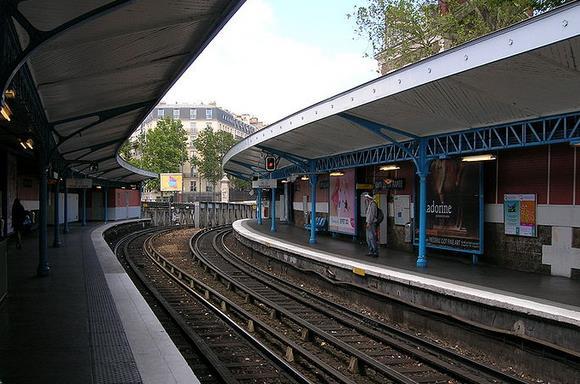 metro quai de la rapee