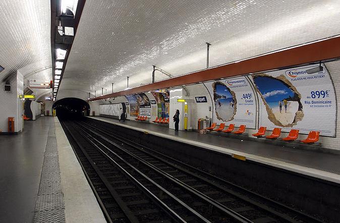 metro riquet