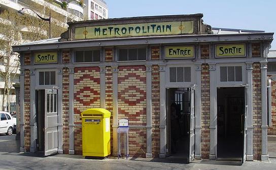 metro saint jacques