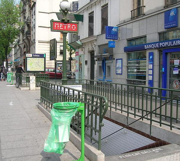 metro tolbiac