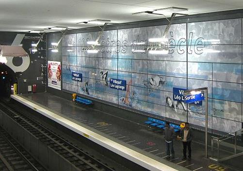 metro villejuif leo lagrange
