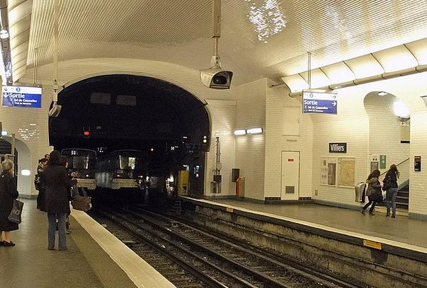 metro-villiers